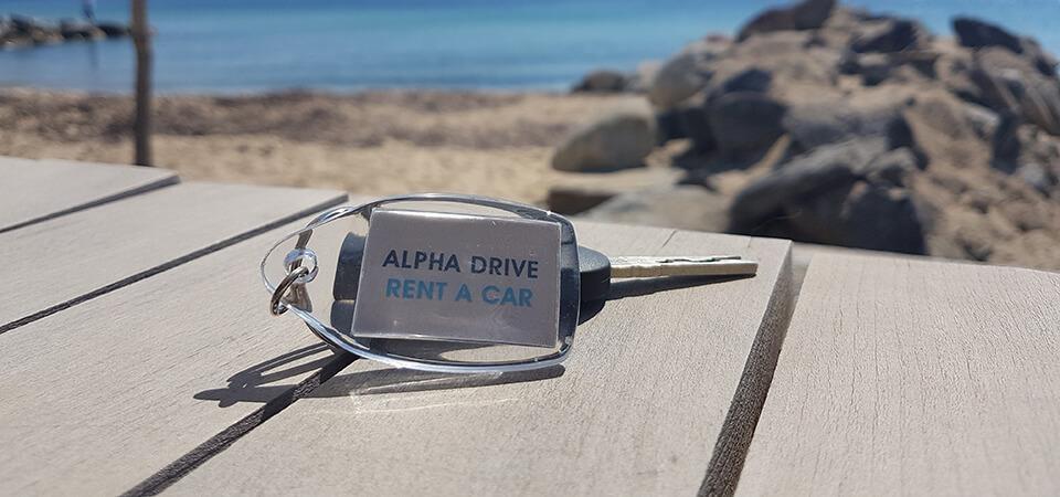 Ενοικίαση Αυτοκινήτου Χαλκιδική | Alpha Drive Rent a Car