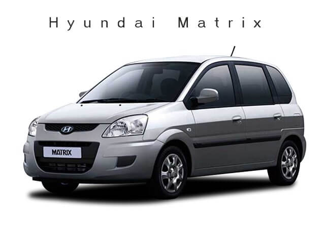 Hyundai Matrix Auto
