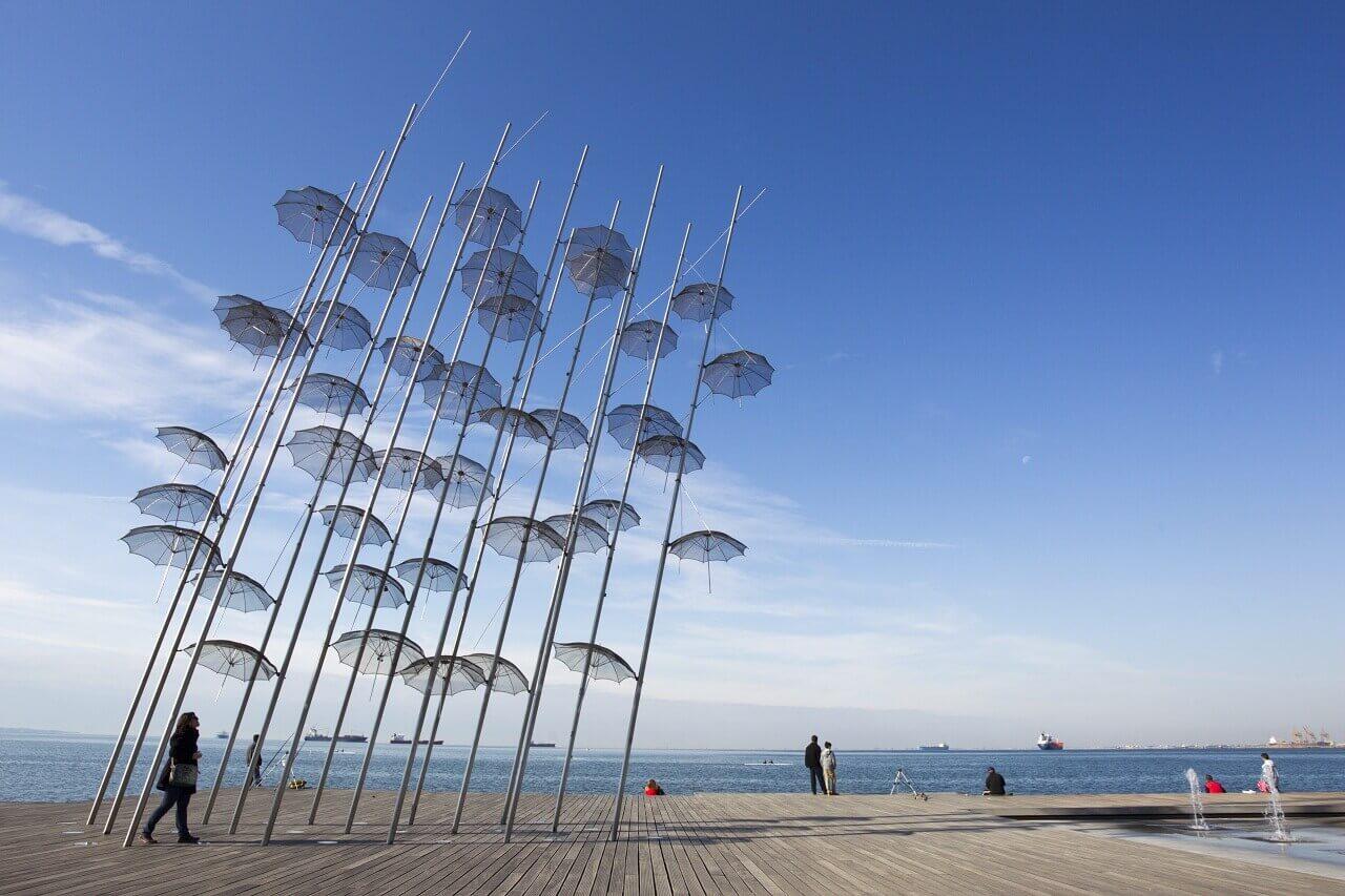 Κλίμα Θεσσαλονίκης - AlphaDrive