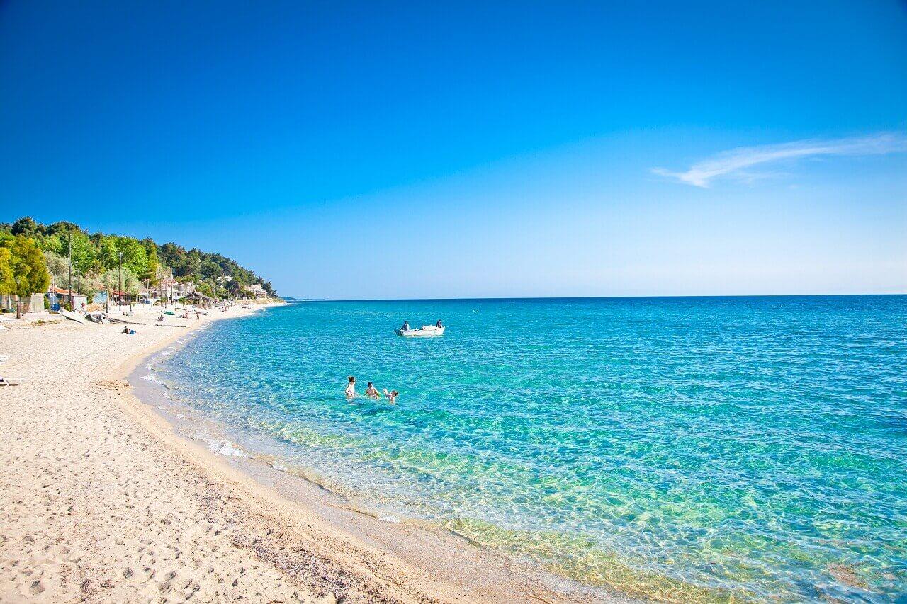 Παραλίες Κασσάνδρας - Παραλίες Χαλκιδικής