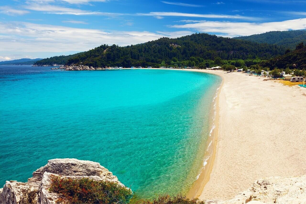 Παραλίες Σιθωνίας - Παραλίες Χαλκιδικής