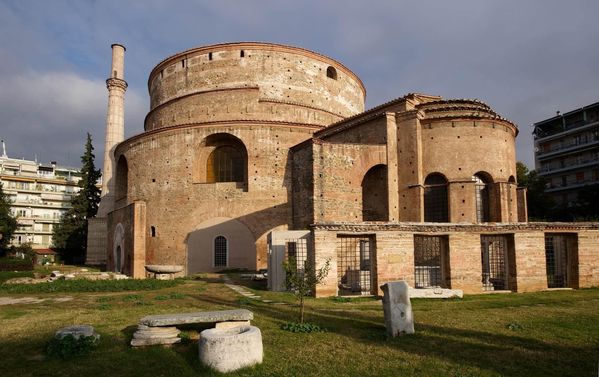 Ροτόντα - Αρχαιολογικοί Χώροι Θεσσαλονίκης