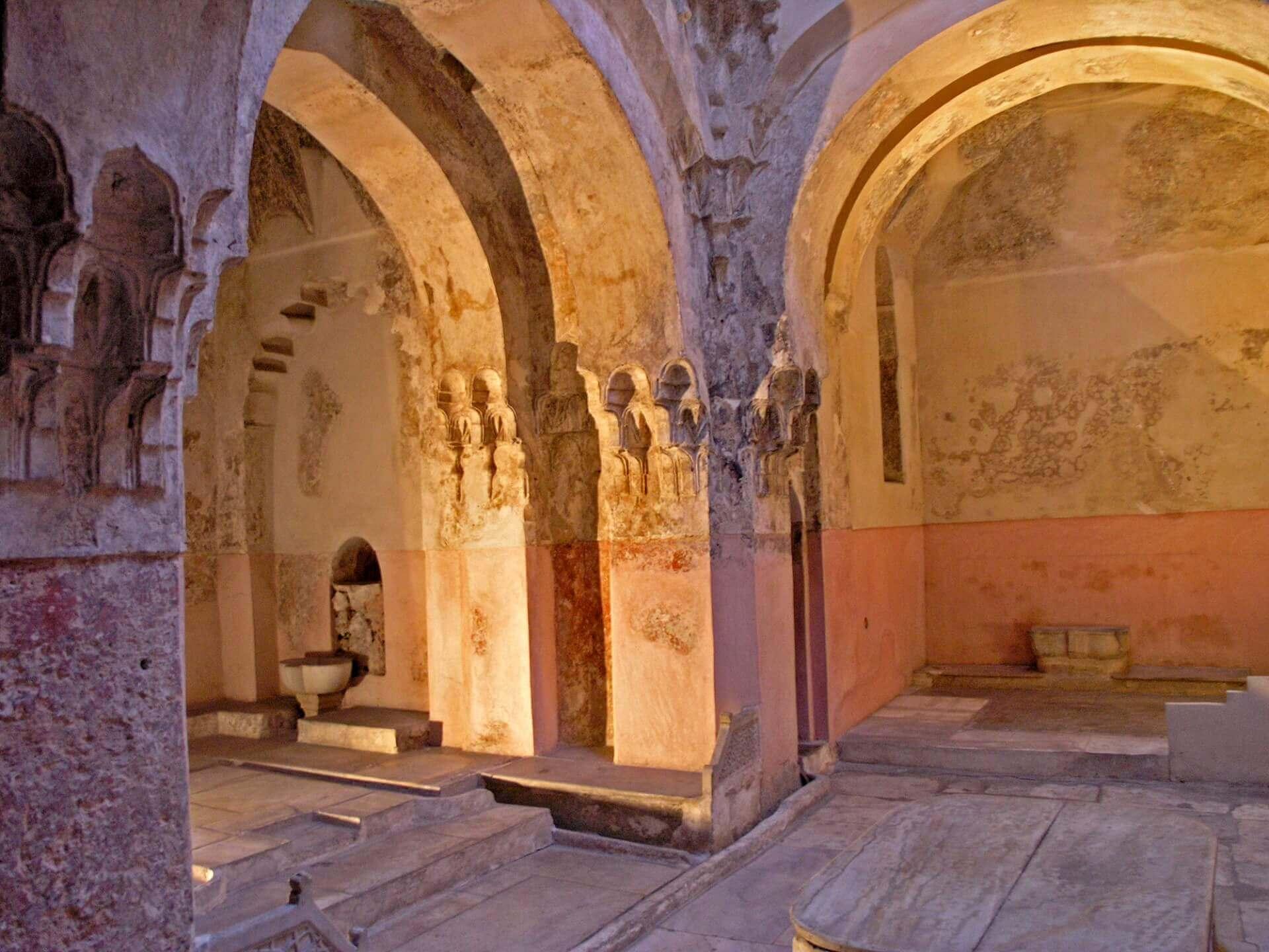 Χαμάμ Θεσσαλονίκης - Αρχαιολογικοί Χώροι Θεσσαλονίκης