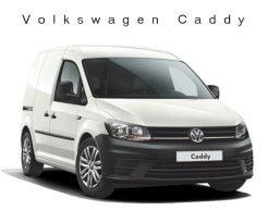 Volkswagen-Caddy | Ενοικίαση Αυτοκινήτου