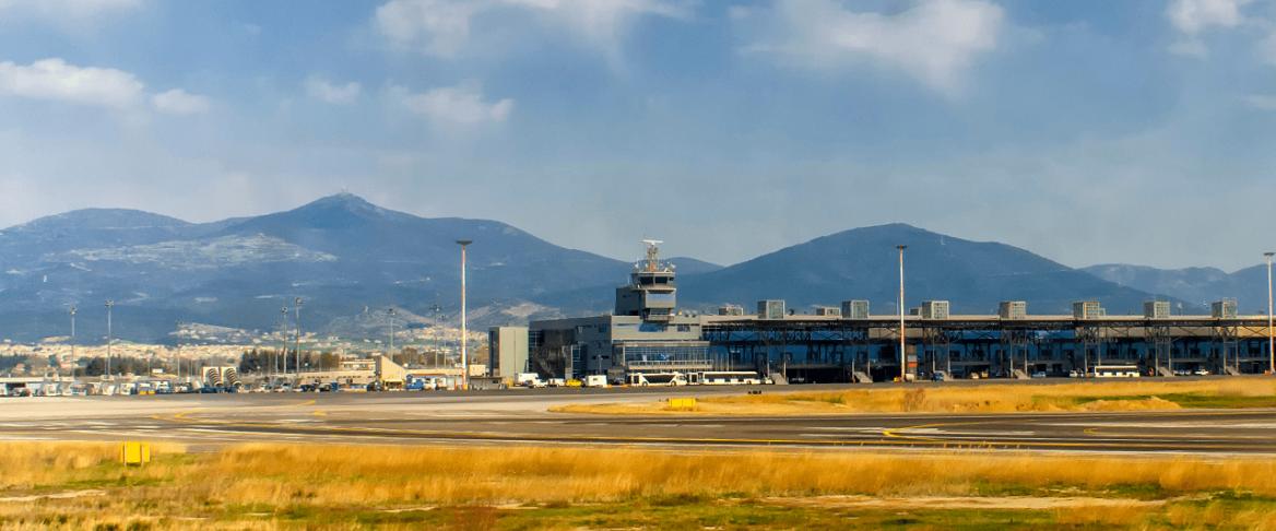 Αεροδρόμιο Θεσσαλονίκης - Μακεδονία - Alpha Drive Rent a Car
