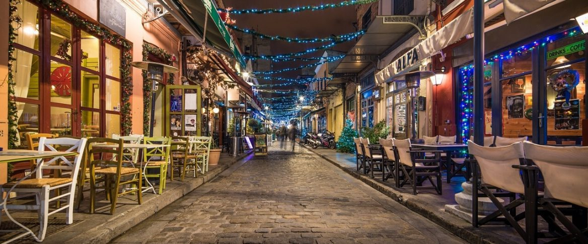 Λαδάδικα μια από τις πιο ιστορικές συνοικίες της Θεσσαλονίκης - Alpha Drive Rent a Car