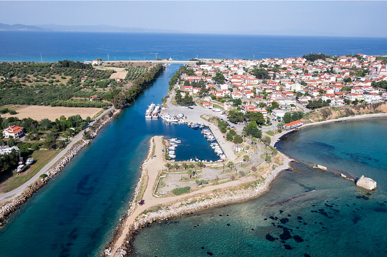 5 Archaeological Sites of Halkidiki that are worth visiting - Nea Potidea - Alpha Drive Rent a Car