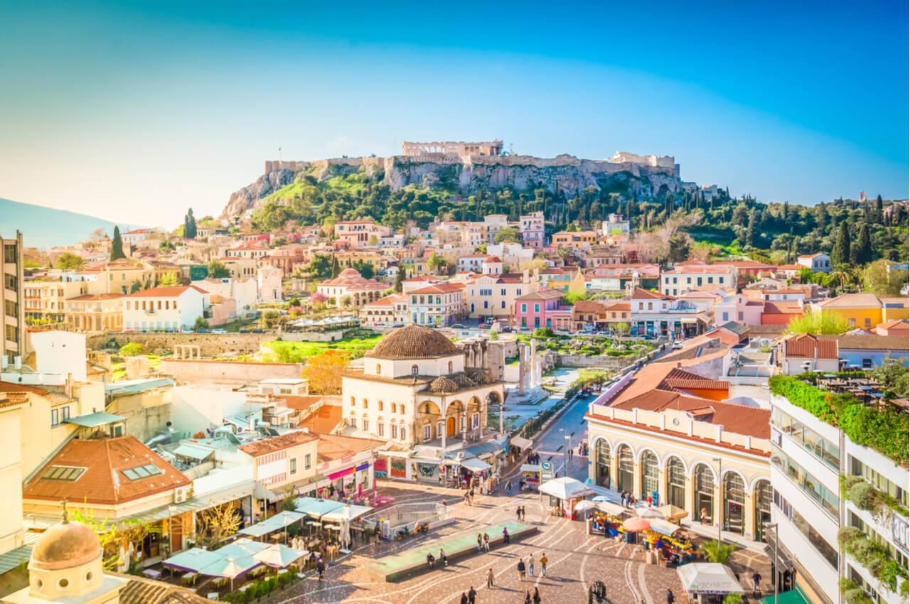 6 Ανοιξιάτικοι Προορισμοί στην Ελλάδα - Αθήνα - Alphadrive Rent a Car